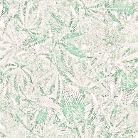 420 Silken Green fabric by camomoto on Spoonflower - custom fabric