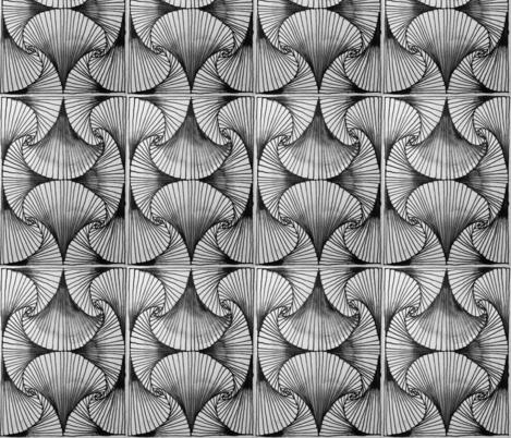 Geodesic fabric by fallingladies on Spoonflower - custom fabric