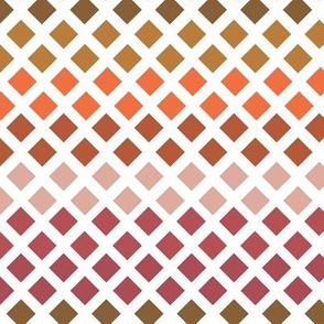 Mosaic Tiles warmth