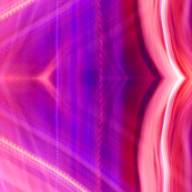 pink and purple light large scale
