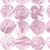 Baby Pink Moon dots