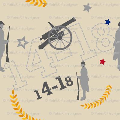 First world war Celebration - 1914 - 1918