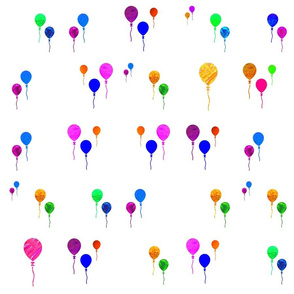 Balloons Colorful