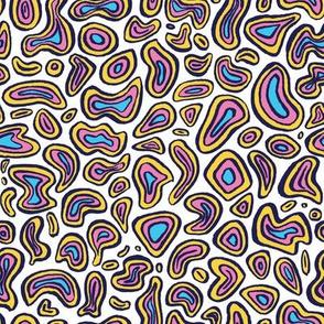 Swirls CMYK