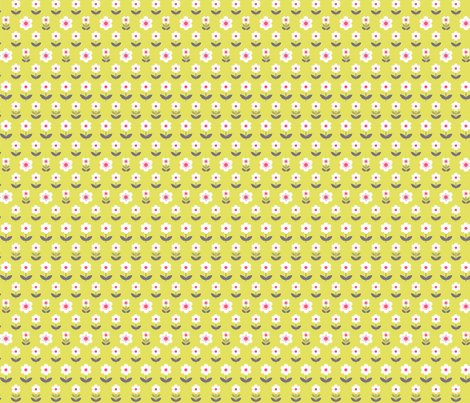 Retro_flowers_mustard_and_grey_150_hazel_fisher_creations_shop_preview