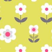 Retro_flowers_mustard_and_grey_150_hazel_fisher_creations_shop_thumb