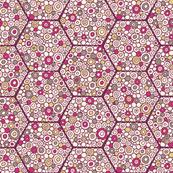 Hexamille (plum line)