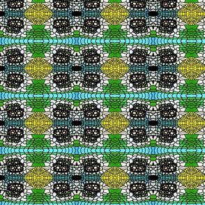 mosaic spring