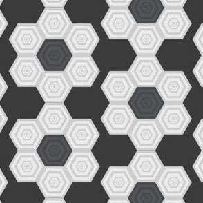 Hexagonal Blossoms