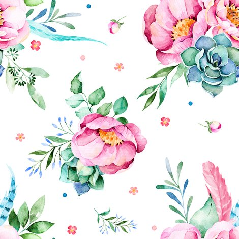 Raqua___pink_floral_print_shop_preview