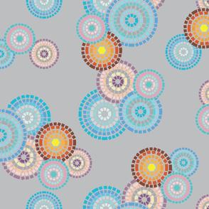 Circular-mosaics