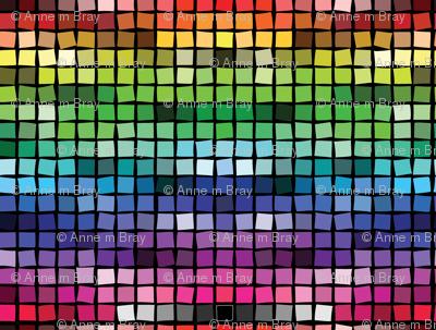 MOSAIC of web colors