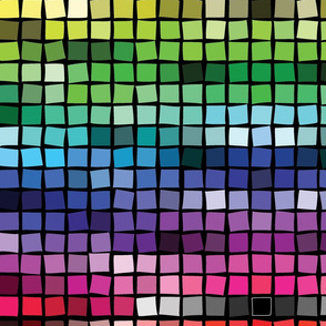MOSAIC of web colors