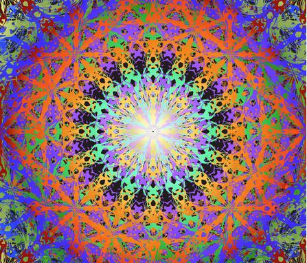 Q_I_Vibrance fabric by paul_midas on Spoonflower - custom fabric