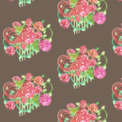 rose_and_brown_floral