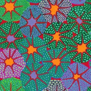 mosaic neurons