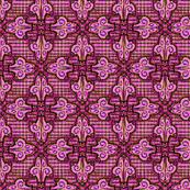 Flower Flourish Mozaic