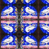 Little Dove Mosaic