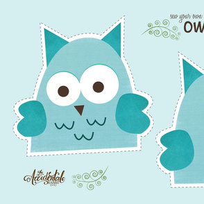 Owlie Baby Stuffy