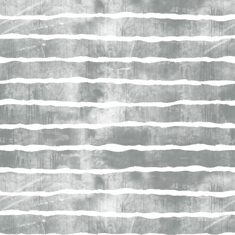 distressed grey stripes fabric by littlearrowdesign on Spoonflower - custom fabric