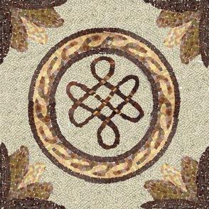 Tibet Mosaic