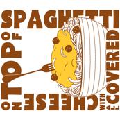 Spaghetti Tea Towel