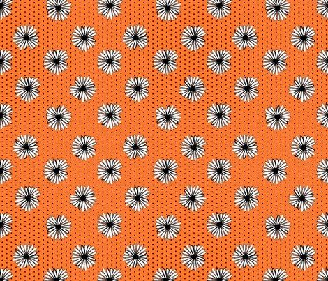 Rdaisy_dots_orange_shop_preview