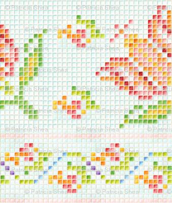 Leia Glass Mosaic