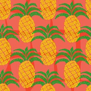Mosaic Pineapple
