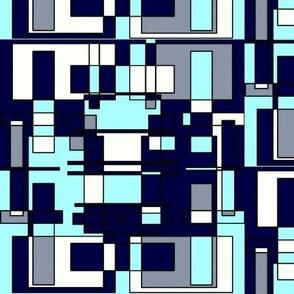 Mosaic Floor Plan sewindigo