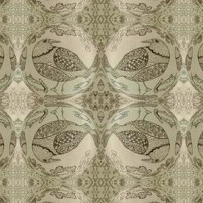 Tinted birds