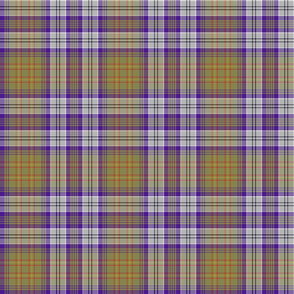 "O'Sullivan McCragh tartan, 6"" light"