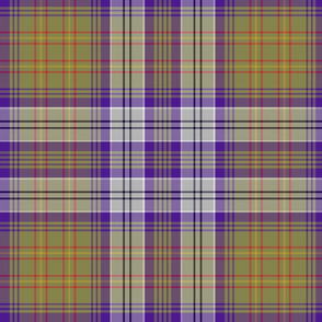 "O'Sullivan McCragh tartan, 12"" light"