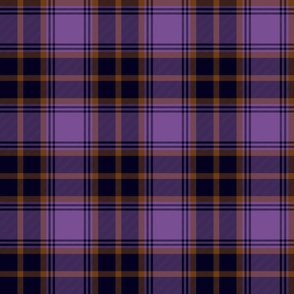 O'Sullivan - Beare tartan, purple