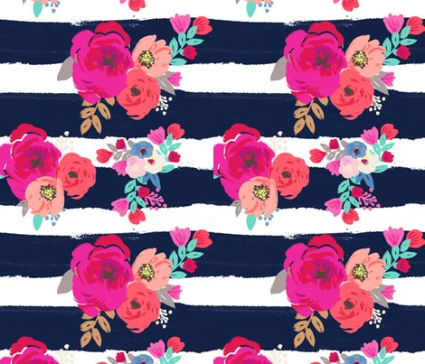 Floral_navy_stripe_shop_preview
