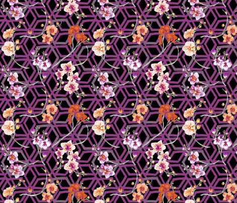Biosphere fabric by graceful on Spoonflower - custom fabric
