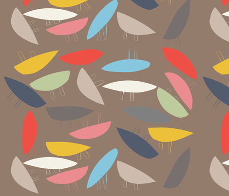 Color Bugs V.2 fabric by kaoru_sanchez on Spoonflower - custom fabric