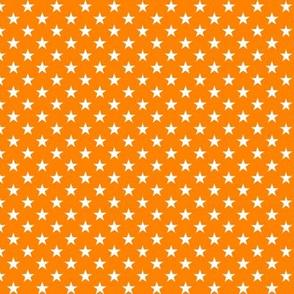 stars on custom orange