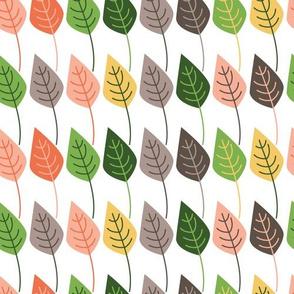 Springtime Leaf Parade