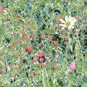 Painted Wildflowers