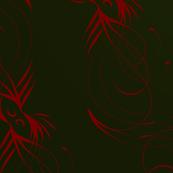 Flowing Flora Poinsettia