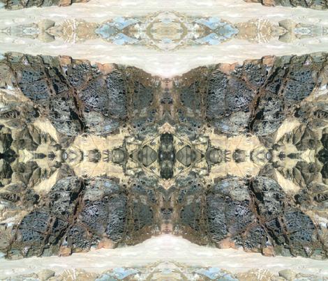 rock geometrics fabric by art_by_rita on Spoonflower - custom fabric