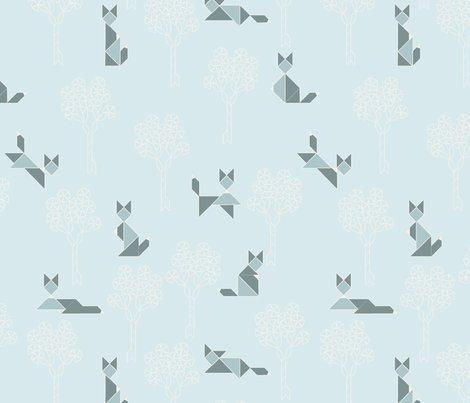 Fox_tangram_monochrome_bleu_shop_preview