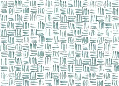 Watercolor linen