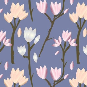 Magnolia Fair Blue