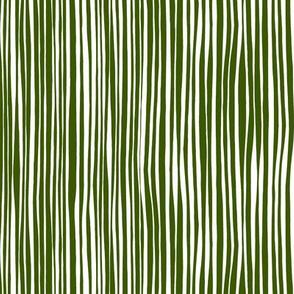 cirque stripe green white