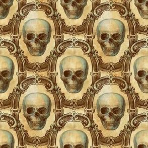 Victorian Skulls - small