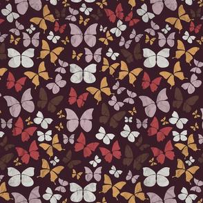 Panapaná 1 - Butterflies