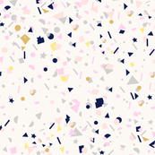 Confetti Sprinkles Pastel