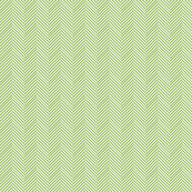 Spring Green and white chevron